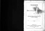 1885 Yearbook of the Disciples of Christ