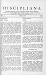 Discipliana Vol-05-Nos-1-4-April-1945-January-1946 by Claude E. Spencer