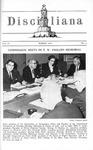 Discipliana Vol-23-Nos-1-6-March-1963-January-1964 by Claude E. Spencer