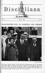 Discipliana Vol-25-Nos-1-6-March-1965-January-1966 by Claude E. Spencer