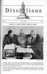 Discipliana Vol-28-Nos-1-3-April-July-Fall-1968