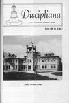 Discipliana Vol-44-Nos-1-4-1984 by James M. Seale and David I. McWhirter