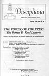 Discipliana Vol-46-Nos-1-4-1986
