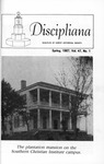 Discipliana Vol-47-Nos-1-4-1987 by James M. Seale and David I. McWhirter