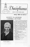 Discipliana Vol-48-Nos-1-4-1988 by James M. Seale and David I. McWhirter