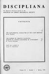 Discipliana Vol-54-Nos-1-4-1994
