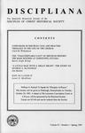 Discipliana Vol-55-Nos-1-4-1995