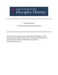 Index to Discipliana 1941 - 1997