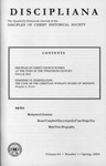 Discipliana Vol-64-Nos-1-4-2004 by Newell Williams