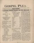 Gospel Plea Vol-10-02-January-12-1905 by Joel Baer Lehman