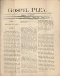 Gospel Plea Vol-10-10-March-8-1905 by Joel Baer Lehman