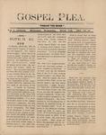 Gospel Plea Vol-10-12-March-15-1905 by Joel Baer Lehman