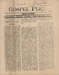 Gospel Plea Vol-10-13-March-22-1905 by Joel Baer Lehman