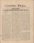 Gospel Plea Vol-10-24-June-28-1905 by Joel Baer Lehman