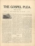 Gospel Plea Vol-10-27-July-29-1905 by Joel Baer Lehman