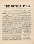 Gospel Plea Vol-10-33-(mislabelled-31)-November-4-1905 by Joel Baer Lehman