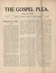 Gospel Plea Vol-10-34-November-18-1905 by Joel Baer Lehman