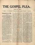 Gospel Plea Vol-10-49-December-16-1905